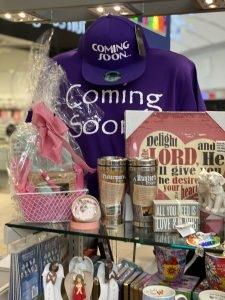 Coming Soon Jesus Kiosk