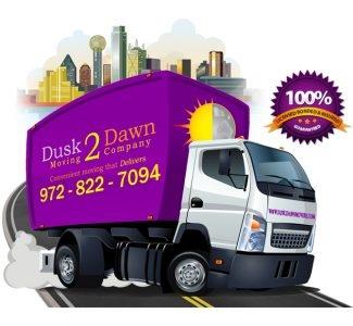 Dusk 2 Dawn Moving Company